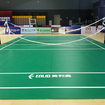 PVC Volleyball Sports flooring mats/pad
