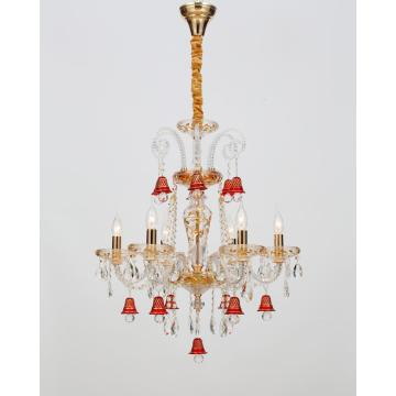 European Style Artistic Living Room K9 Crystal Chandelier