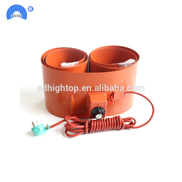 2kw Silicone Rubber Drum Verwarming Belt