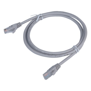 CAT6 Network Cable Types and Connector Installation
