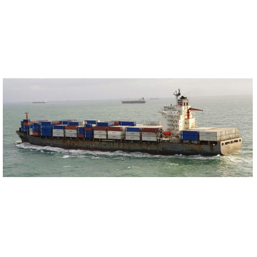 34600 DWT Container vessel build in 2006