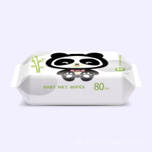 Portable Cleaning Bamboo Baby Wet Wipes