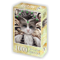 GIBBON Holiday Gift Jigsaw Puzzle 1000 Pieces