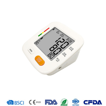 Hospital Blood Pressure Measuring Instruments Upper Arm Blood Pressure Monitor Digital Blood Pressure Monitor
