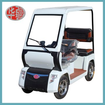 Semi closed Electric Quadricycle