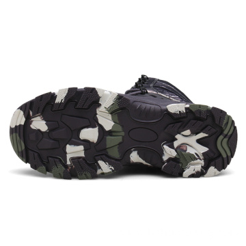 Camouflage Waterproof High Quality Hiking Hunt Shoes