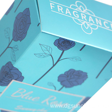 Color boxes for perfume boxes wholesale