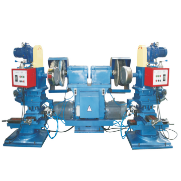Automatic Double Heads Polishing Machine for Pot