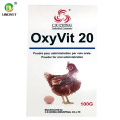 Veterinary Medicine Oxytetracycline Hydrochloride 20%
