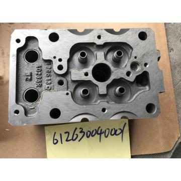 Shacman Cylinder Head 612600040356/612600040362/612600040282