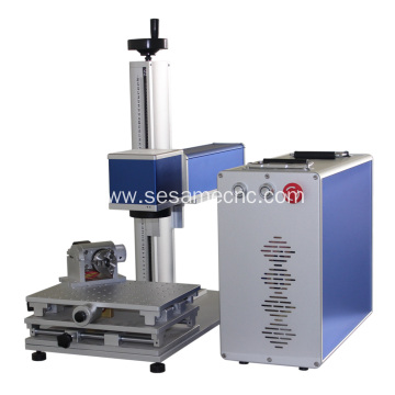 20W Fiber Laser Marking Machine for Iron