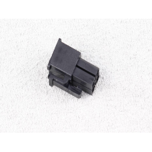 4+4-Pin CPU Computer Plastic Cable RJ45 Connector