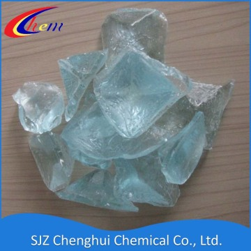 Potassium sodium silicate binder for the