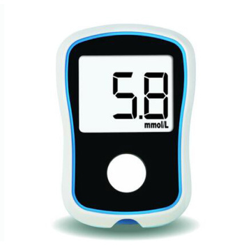 digital diabetes testing kit meter