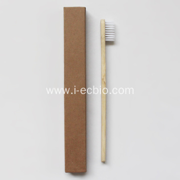 Bamboo Toothbrush With Plant Based Bristles