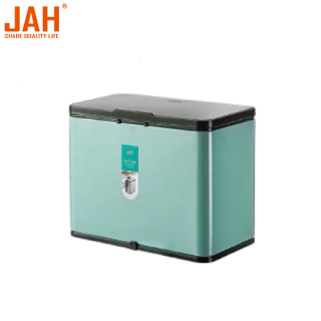 JAH 430 Stainless Steel In-cabinet Dustbin for Kitchen
