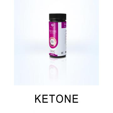 easy  home test strips for ketone