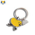 Custom Souvenir Zinc Alloy Enamel Key Chain