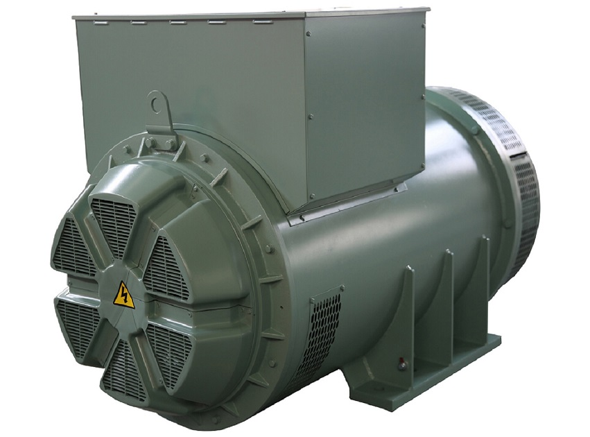Short Length High Efficient Generator
