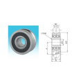 High speed angular contact ball bearing(7021C/7021AC)