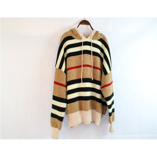 OEM Knitted Sweater with Hood