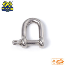 Factory Price Customized Steel U Type Shackles