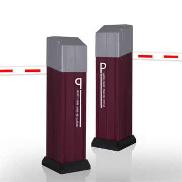 MobileApp Set Parameters Adjustable Speed Boom Barrier Gate