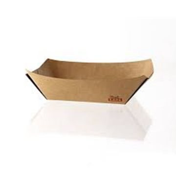 PE coated chips box food grade white cardboard