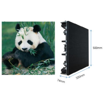 Indoor P3.91mm Rental LED display