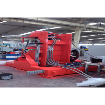 Advanced Gravity Casting Machine