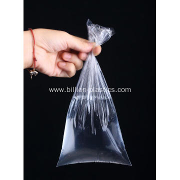 Flat Bag in Side Seal