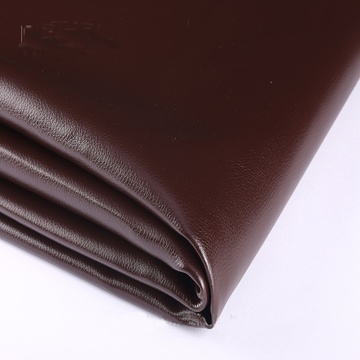 High quality solid color PVC synthetic leather