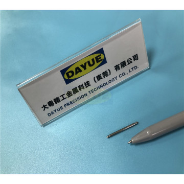 Customized titanium alloy needles for medical surgery