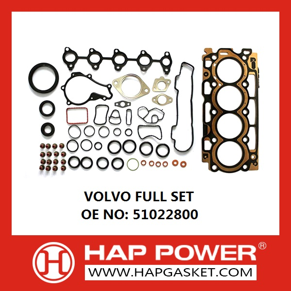 HAP-VO-S-008 VOLVO FULL SET 51022800