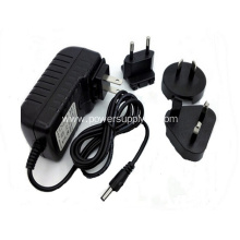Interkhangeable Plug power adapter wayal karayib