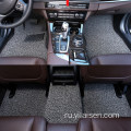 Factory custom  coil car floor mat