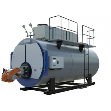 1 Ton Oil Fired Steam Boiler