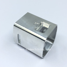 High Speed Machining Milling Aluminum Parts