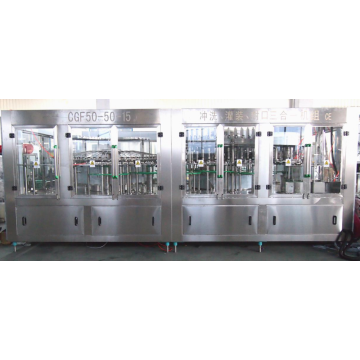 24000BPH Bottle Filling Machine
