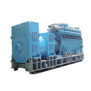 Low & Middle Speed Generator