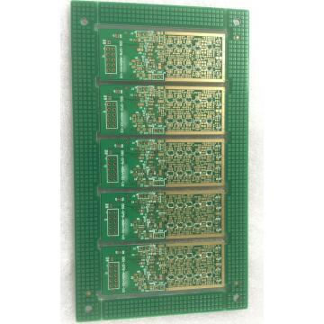 4 layer 2.4mm 2OZ layout di pcb