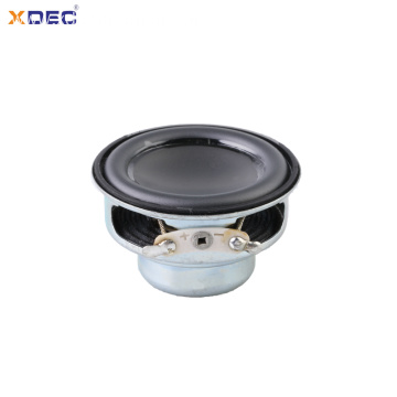 IPX7 waterproof 40mm 4ohm 5w bathroom speaker