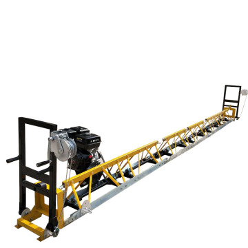road paver leveling machine for concrete floor