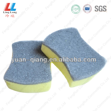 New color scouring sponge scrubber pad
