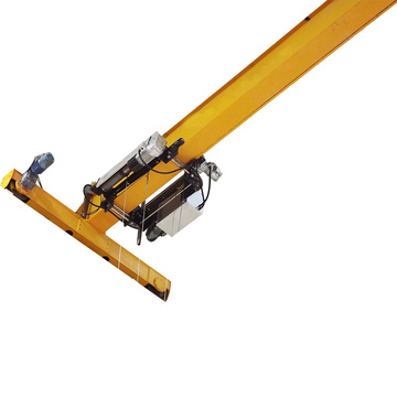 European type single girder overhead crane 5t