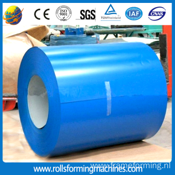Color Steel Coil Sheet