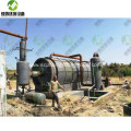Old Tyre Recycling into Fuel Oil Equipment