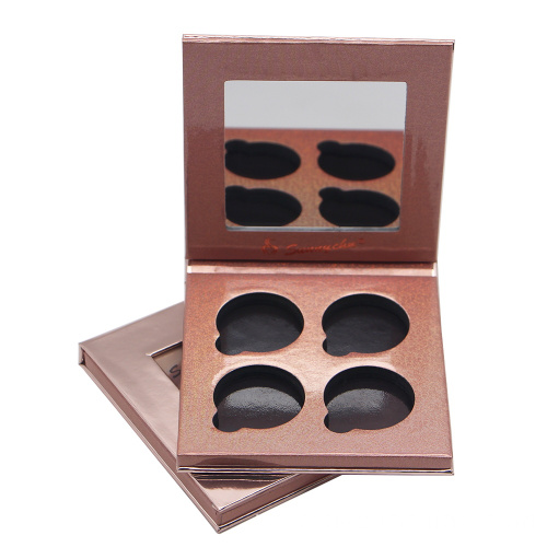 4 Holes eye shadow palette