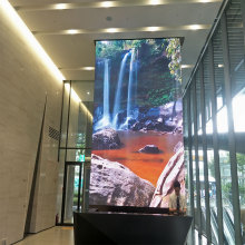 2.5mm Pixel Pitch LED Screen