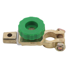 Professional Zinc Alloy Copper Battery Terminal Link Switch Quick Cut-off Disconnect Isolator Switch Auto Car Accessories